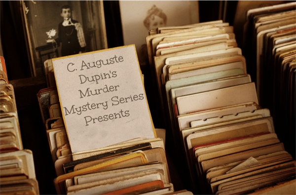 C.A> Dupin's Murder Mystery Series