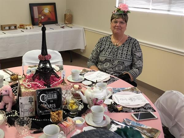 Mentoring Tea Fundraiser