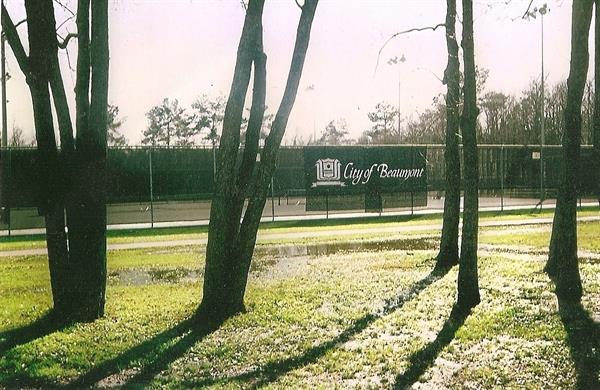 Beaumont Municipal Tennis Center  1980 - 1994