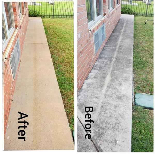 Don't hesitate! Call Affordable Pressure Washing TODAY at (956) 459-2166!