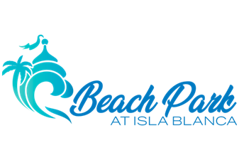 Beach Park at Isla Blanca