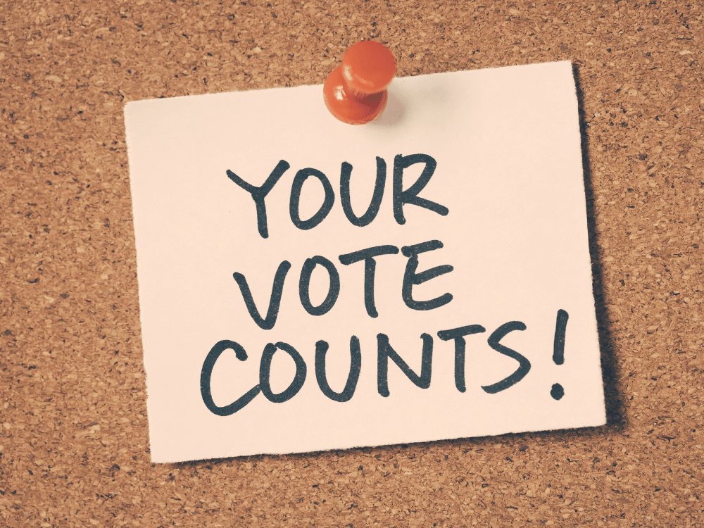 Image for Safely Vote in the April 7 Primary Election