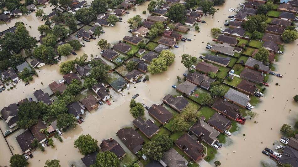 Area Houston Relief Efforts