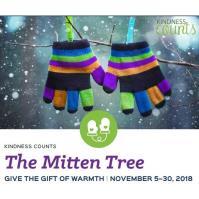 2018 Mitten Tree
