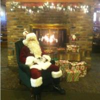 Have Breakfast with Santa at West Wind Supper Club