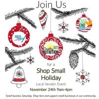 Small Business Holiday Event