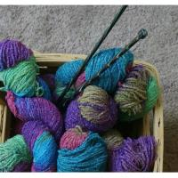 Ellsworth Public Library presents: Knit & Natter (group for all levels of adult knitters)