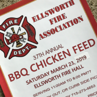 37th Annual Ellsworth Fire Department Chicken Feed