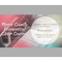 Pierce County Ecumenical Choir at C3 Church