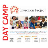 Day Camp INVENTION PROJECT® at UW-River Falls
