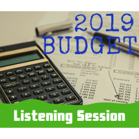 2019 State Budget Listening Session with Rep. Warren Petryk
