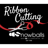 Ribbon Cutting: Snowballs Bar