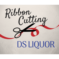 Ribbon Cutting: DS Liquor