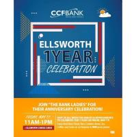 CCF Bank - 1 Year Anniversary Celebration