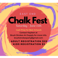 East End Chalk Fest