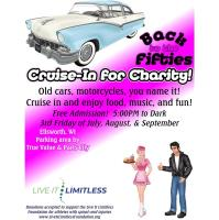 CRUISE IN for Charity - Live it Limitless Foundation