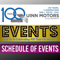 Quinn Motors - Celebrating 100 Years in Business