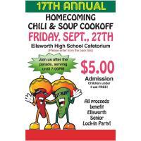 Ellsworth Homecoming Chili Feed