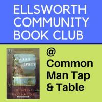 Ellsworth Public Library's Community Book Club (NEW) at Common Man Tap & Table