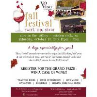 Vino in the Valley's Fall Festival: Swirl, Sip, Savor!