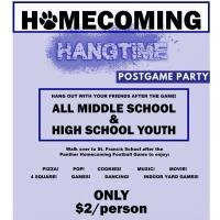 Homecoming Hangtime