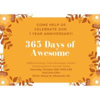 East End Gifts - 1 year Celebration
