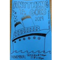 Ellsworth High School Drama presents - Anything Goes