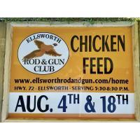 Cancelled! Chicken Feed & Meat Raffle - Ellsworth Rod & Gun