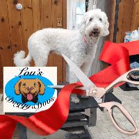 Lou's Doggy Doos - Virtual Ribbon Cutting