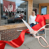 Wild Arrows Boutique - Virtual Ribbon Cutting