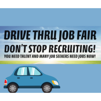 Drive-Thru Job Fair