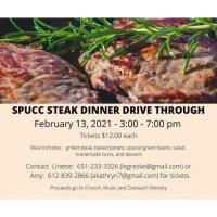 Drive Through Steak Dinner - St. Paul's UCC