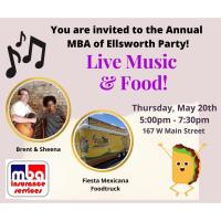 Musty Barnhart of Ellsworth - Annual Party
