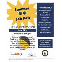 Job Fair - Sponsored by St. Croix/Pierce County Workforce Resource