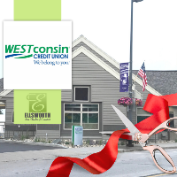 WESTconsin's NEW Ellsworth location - Ribbon Cutting