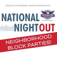 National Night Out - Ellsworth Block Parties
