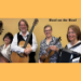 "Together Thursday: Part of the Summer Fun Series with musical talent ""Hoof on the Roof"" Sponsored by Friends of the Ellsworth Public Library and Ellsworth Lions"