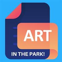"""Ellsworth Public Library presents """"Art in the Park - Printing and Stenciling"""""""