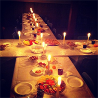 Maundy Thursday Agape Meal & Worship