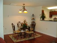 Brookshire Independent Living Dining area