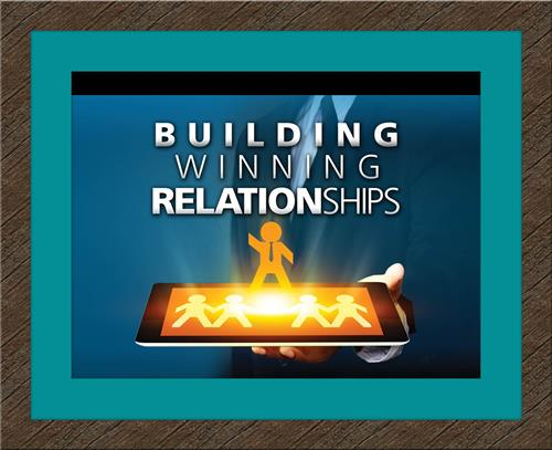Ideas Envy offers several of the famed Zig Ziglar courses. Building Winning Relationships will help you strengthen and initiate relationships that stand the test of time.