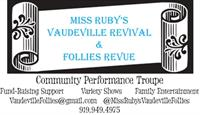 Relay for Life Variety Show Fund-Raiser