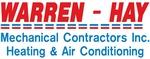 Warren-Hay Mechanical Contractors, Inc