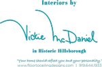 Interiors by Vickie McDaniel