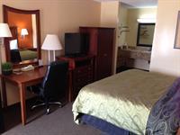 King Guest Room - Large Work Desk / Free Highspeed Internet