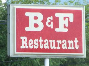 B & F Restaurant