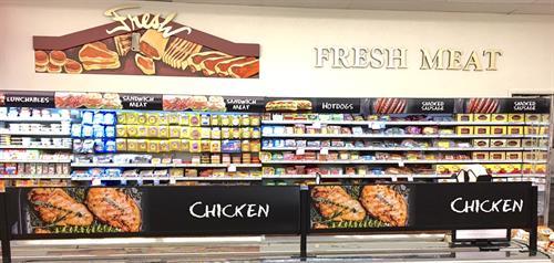 Davis' Meat Department