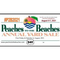 Peaches to the Beaches 2021