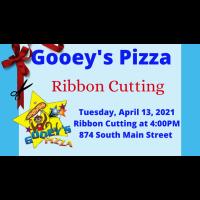Ribbon Cutting - Gooey's Pizza