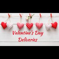 Valentines Day Deliveries